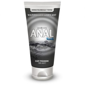 Lube4Lovers Anal Touch 100ml