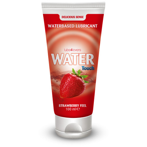 Lube4Lovers Water Touch Strawberry