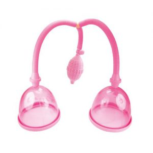 Stimolatore seni Timeless Breast Cups