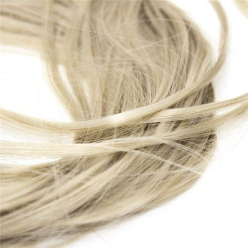 Plug anale Long Horse Tail Blonde