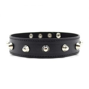 Collare Spikes Collar black