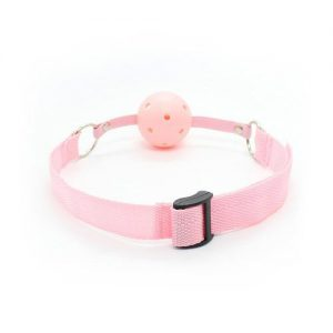 Morso Breath Hole Ball Pink