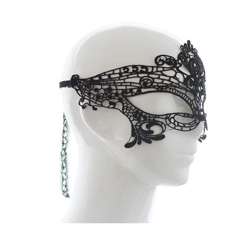 Maschera Royal black