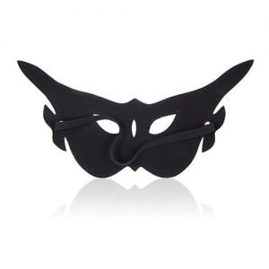 Maschera Big Butterfly Black