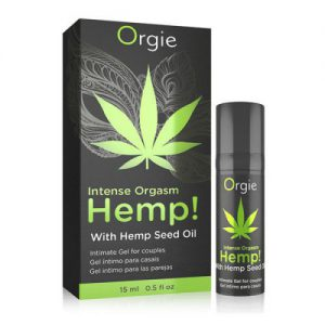Orgie Hemp! Intense Orgasm