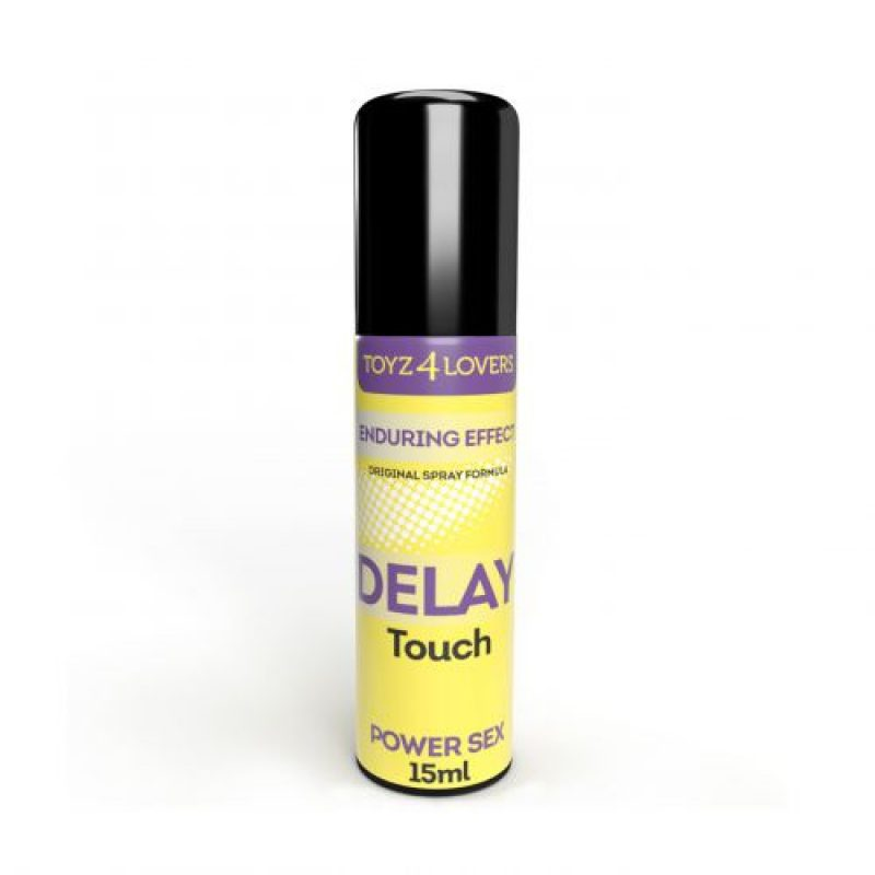 Lube4Lovers Delay Touch Spray