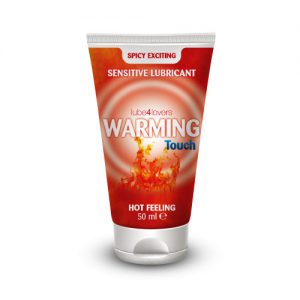 Lube4Lovers Warming Touch